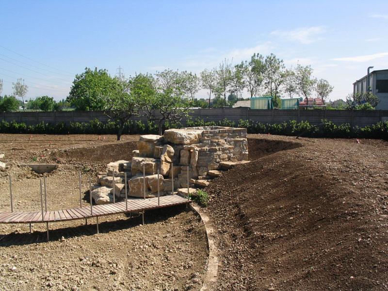 Progettazione e realizzazione giardini idea creativa for Progettazione della casa territoriale