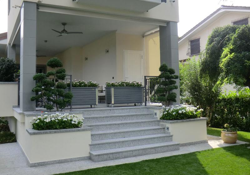 Progetti giardini privati awesome giardini privati - Progetti piccoli giardini privati ...