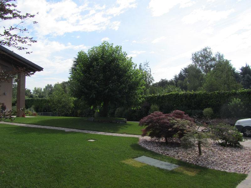 Giardini Zen Brianza : Progettazione giardini monza e brianza realizzazione