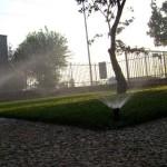Impianti per l'irrigazione automatica