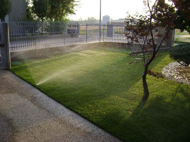 realizzazione di impianti per l 39 irrigazione automatica