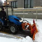 Servizi spalatura neve