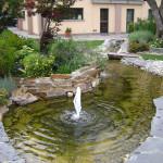 Laghetti artificiali monza e brianza fontane e giochi d'acqua